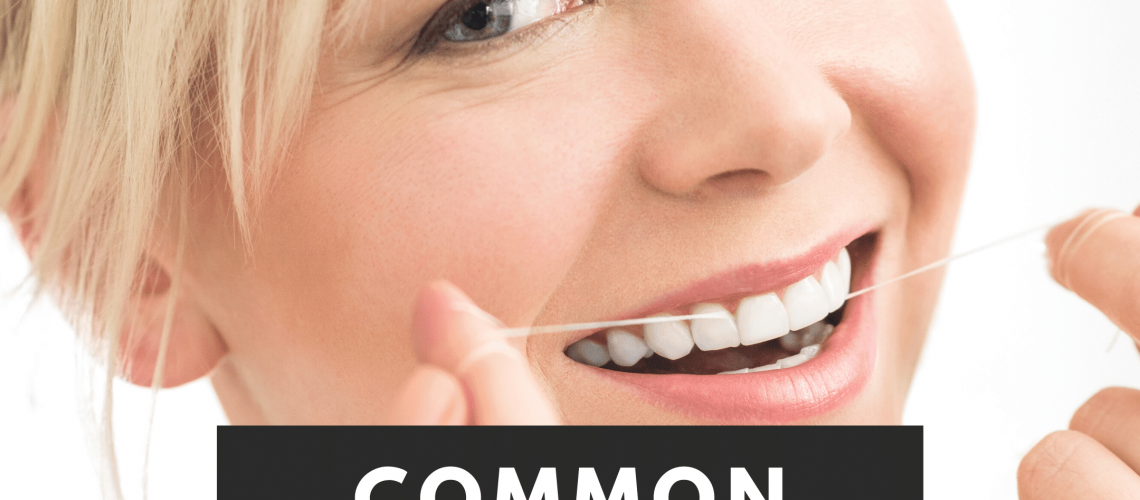 Common Flossing Mistakes