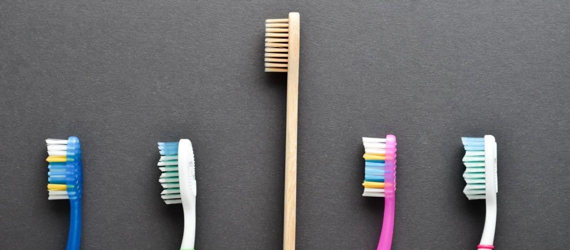 Non-plastic toothbrush